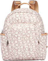 Calvin Klein Tanya Small Signature Backpack