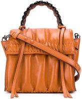 Elena Ghisellini Angle Glove small shoulder bag