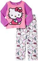 SANRIO Hello Kitty 2-Piece PJ Set (Toddler) - Purple-2T