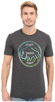Life is Good Roam Sweet Roam Buffalo Circle Cool Tee