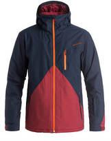 Quiksilver Men's Mission Color Block Jacket
