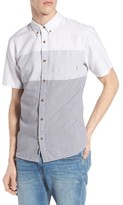 Vans Men's Hemlock Colorblock Oxford Shirt