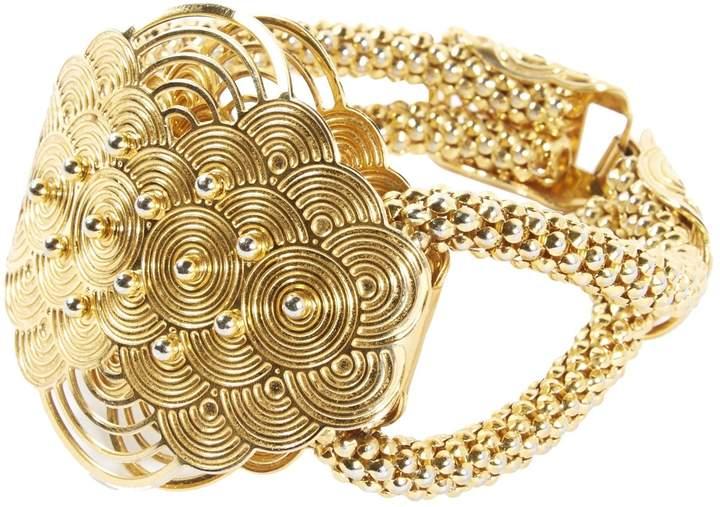 Lara Bohinc Gold Metal Bracelets