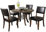 Hillsdale Furniture Cameron Parson 5-pc. Round Dining Set