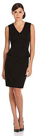 Calvin Klein Peplum Dress