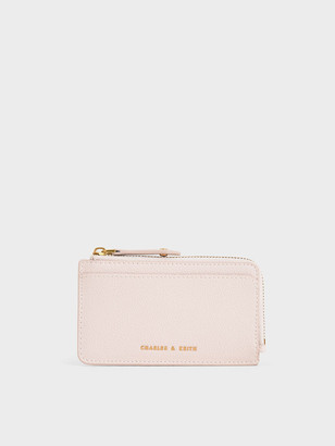 Charles & Keith Zip Card Holder