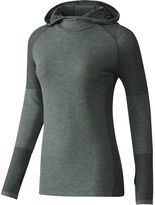 adidas Primeknit Wool Hooded T-Shirt - Women's