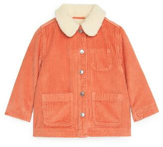 Arket Pile-Lined Jacket