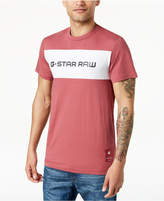G Star G-Star Men's Graphic-Print T-Shirt, Created for Macy's