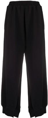 MM6 MAISON MARGIELA Side-Slit Track Pants