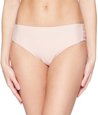 Next Women's Chopra Swimsuit Bikini Bottom Boot Camp Pink Large