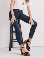 Lucky Brand Ava Mid Rise Skinny Jean In Immortal