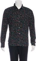 Dolce & Gabbana Floral Woven Shirt