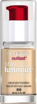 Cover Girl Outlast Stay Luminous Foundation