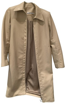 Orseund Iris Beige Coat for Women