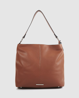 Tony Bianco Women's Brown Tote Bags - Ivan - Size One Size at The Iconic