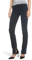 Mother Women's The Rascal Undone Hem Straight Leg Jeans