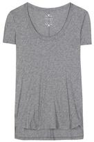 Velvet Rowen Cotton-blend T-shirt
