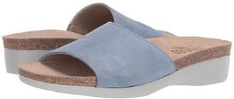 Munro American Laya (Taupe Suede) Women's Sandals