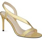 Nine West 'Rhyan' Asymmetrical Strap Sandal (Women)