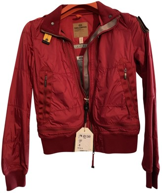 Parajumpers Red Synthetic Jackets