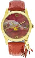 Boum Aquarelle Collection BOUBM3903 Women's Gold Analog Watch