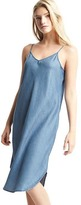 Gap 1969 Tencel® denim cami dress