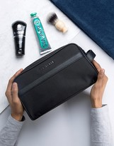 Ted Baker Classic Black Toiletry Bag