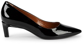 Aquatalia Marianna Patent Leather Pumps