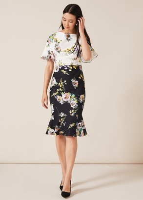 Phase Eight Anita Floral Dress