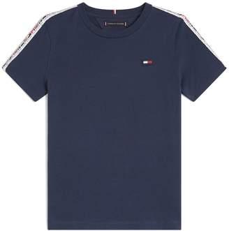 Tommy Hilfiger Flag Tape T-Shirt