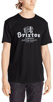 Brixton Men's Tanka Short Sleeve Premium T-Shirt