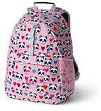 Lands' End ClassMate Small Backpack - Print-Caribbean Aqua