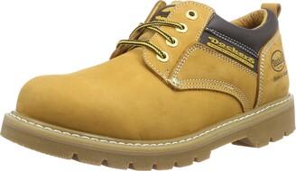 Dockers by Gerli 23da005-300910 Mens Brogue Yellow (Golden Tan 910) 6.5 UK (40 EU)