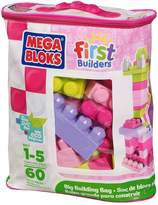 Mega Bloks First Builders 60-Piece Bag