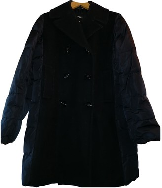 Max Mara Weekend Black Wool Coat for Women