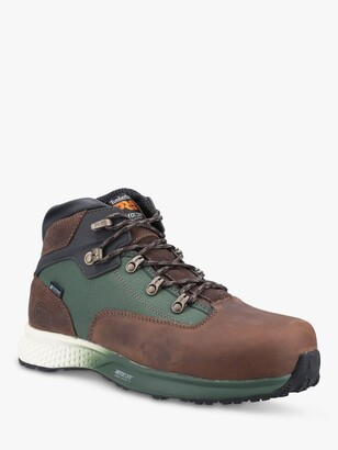 Timberland Euro Hiker Boots, Brown/Multi