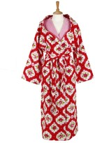 Pip Studio Flower Medallion Bathrobe - Red