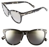Marc Jacobs Women's 54Mm Sunglasses - Black