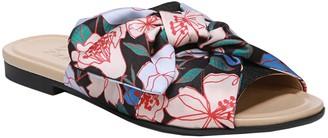 Naturalizer Knot Detail Slide Sandals - Tea