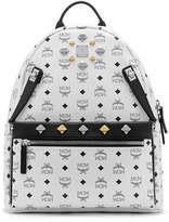 MCM Dual Stark Backpack In Visetos