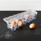 Crate & Barrel Interdesign Binz Egg Bin