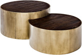 Mercana Home Eclipse Set Of 2 Coffee Table