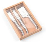 Pottery Barn Laguiole Cheese Knives Set