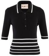 Plan C Cotton polo shirt