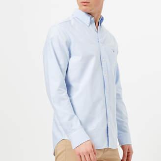 Gant Men's Oxford Long Sleeve Shirt