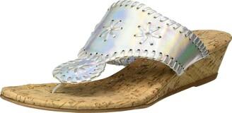 Rampage Women's Ram-Scheena Wedge Sandal
