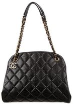 Chanel Large Just Mademoiselle Bowling Bag