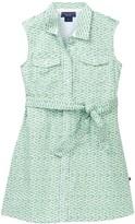 Toobydoo Kiara Belted Shirtdress (Toddler, Little Girls, & Big Girls)