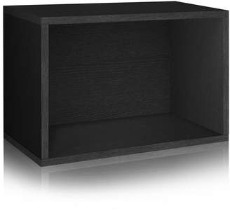 Way Basics Eco Stackable Shelf and Shoe Rack